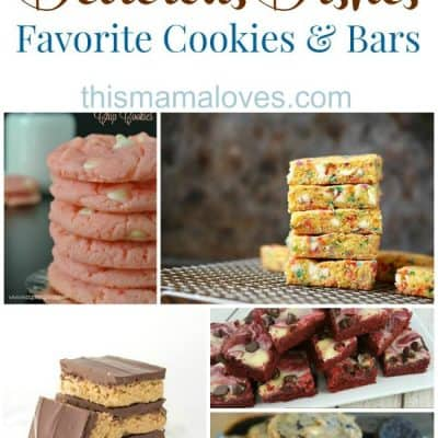 Delicious Dishes Recipe Party: Cookies & Bars