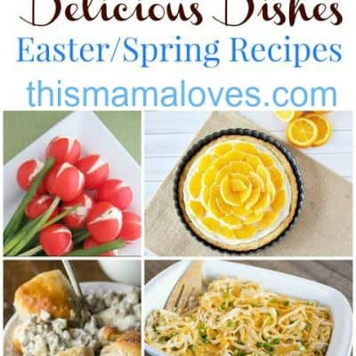 Favorite Easter Recipes: Delicious Dishes Recipe Party