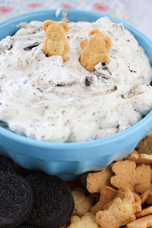 Oreo Fluff Sweeet Dip Recipe