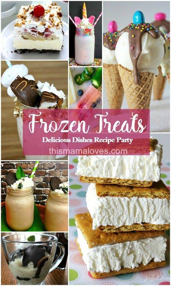 Amazing Frozen Treats Recipes Delicious Dishes Recipe Party Hero