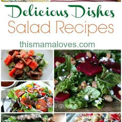 Salad Recipes: Delicious Dishes Recipe Party