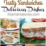 Tasty Sandwiches Recipes Delicious Dishes Recipe Party