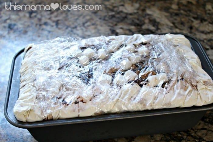 Gluten Free S'mores Icebox Cake