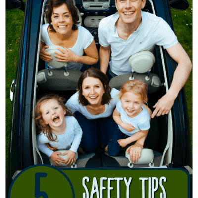 5 Safety Tips When Traveling with Kids