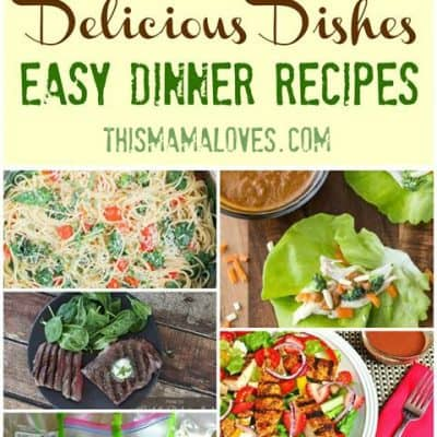 Easy Dinner Recipes Ideas Delicious Dishes Recipe Party
