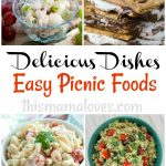 Easy Picnic Foods Recipes Delicious Dishes Recipe Party Hero