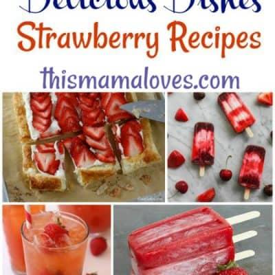 Easy Strawberry Recipe Ideas Delicious Dishes Recipe Party