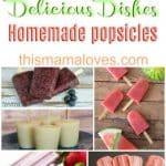 Awesome Homemade Popsicle Recipes for Summer Delicious Dishes Recipe Party Vert