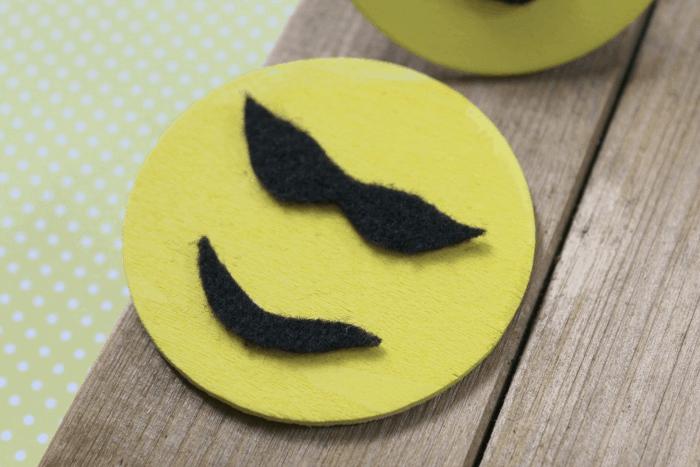 Emoji Face Crafts