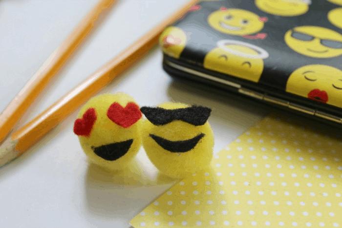 Emoji Pencil Topper