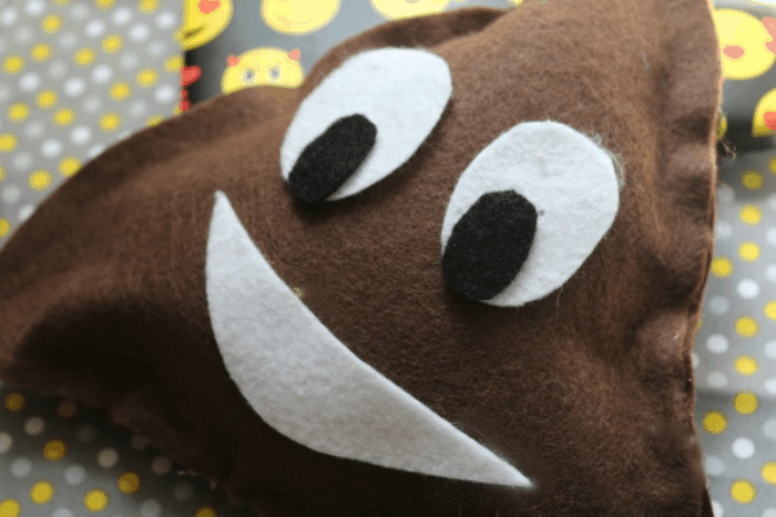 Emoji Poop Crafts for Teens