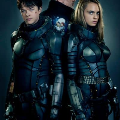 Valerian Movie Review: Valerian and the City of a Thousand Planets + Interviews!