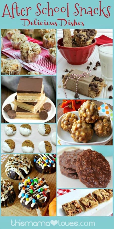 Awesome After School Snack Ideas Delicious Dishes Recipe Party V