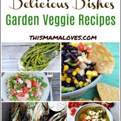 Garden Veggie Recipes: Delicious Dishes Recipe Party