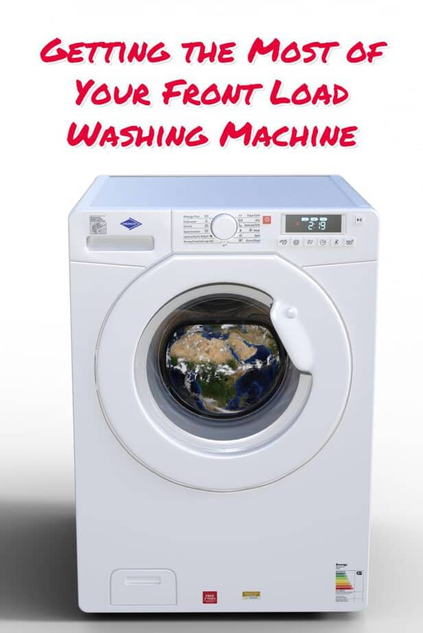 Getting the Most of Your Front Load Washing Machine   This Mama Loves