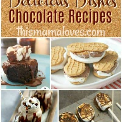 Gotta Try Chocolate Recipes: Delicious Dishes Recipe Party