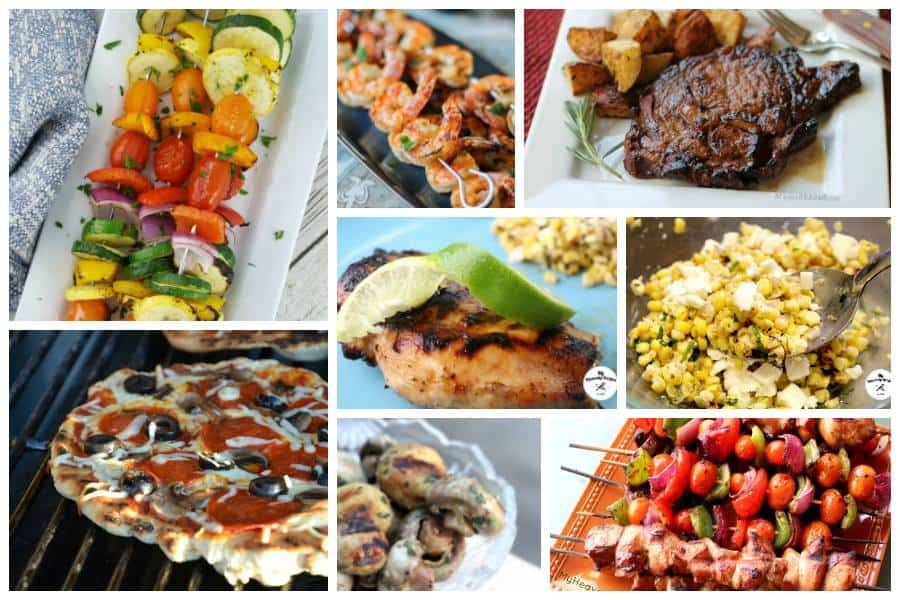 favorite grilling recipes delicious dishes recipe party hori