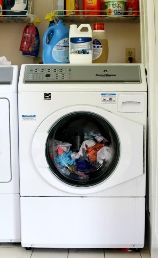 front loader washing machine tips