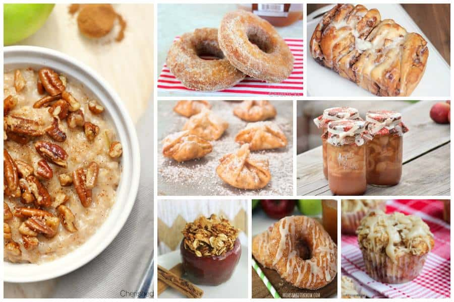 Amazing Apple Recipes Delicious Dishes Recipe Party from This Mama Loves