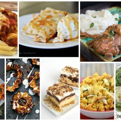 Favorite Comfort Food Recipes