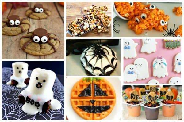Fun Halloween Recipes: Delicious Dishes Recipe Party