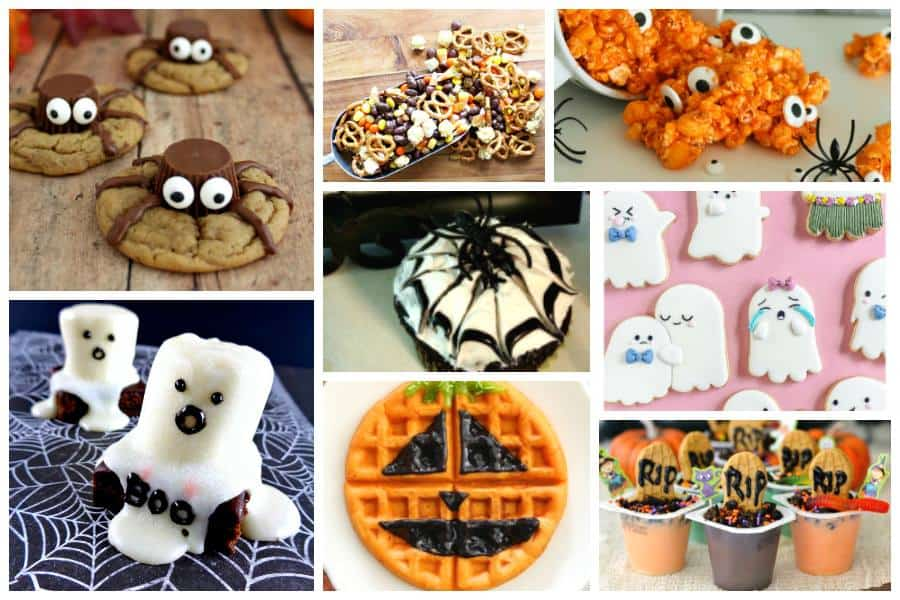 Fun Halloween Recipes Delicious Dishes Recipe Party