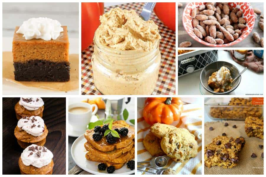 Pumpkin Recipes Just in Time for Fall Delicious Dishes Recipe Party This Mama Loves