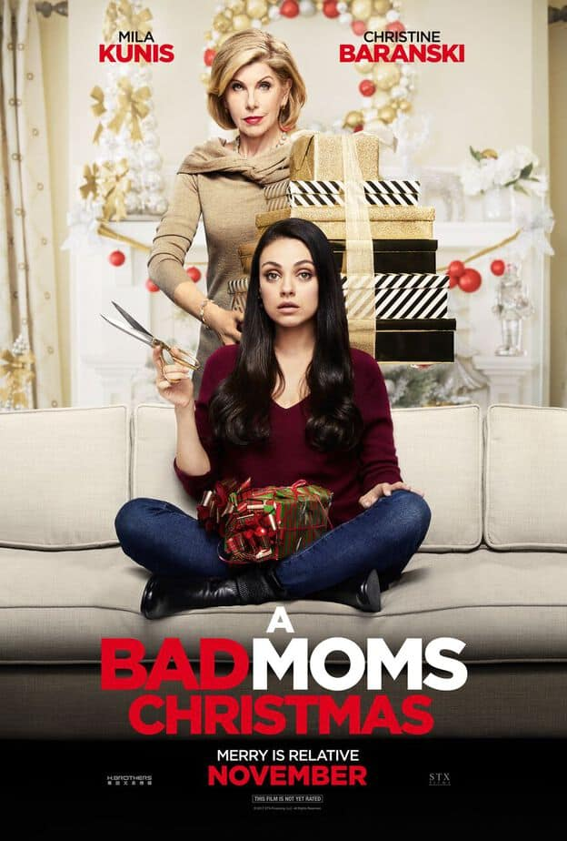Tales from the set of Bad Moms Christmas movie #badmomsxmas