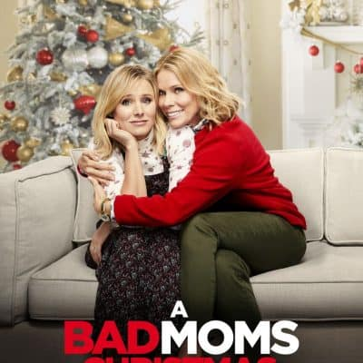 Interviews with the Cast of A Bad Moms Christmas