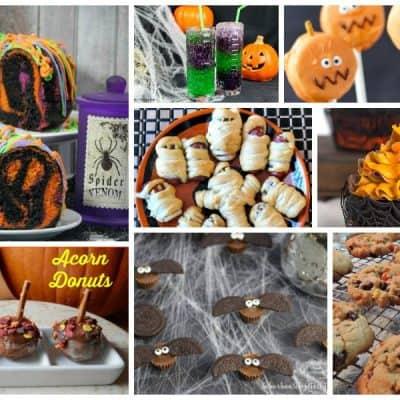 Fun Halloween Party Treat Recipes