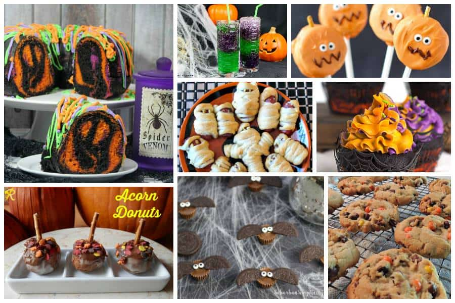 Fun Halloween Party Treats