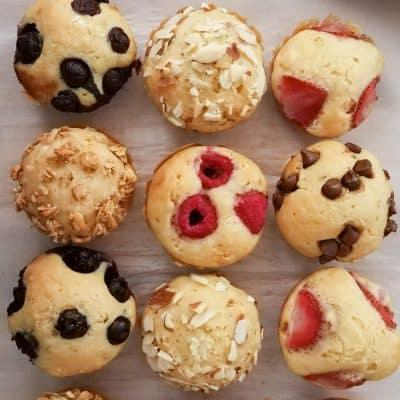 Easy Pancake Bites Recipe: Freezer Friendly Breakfast