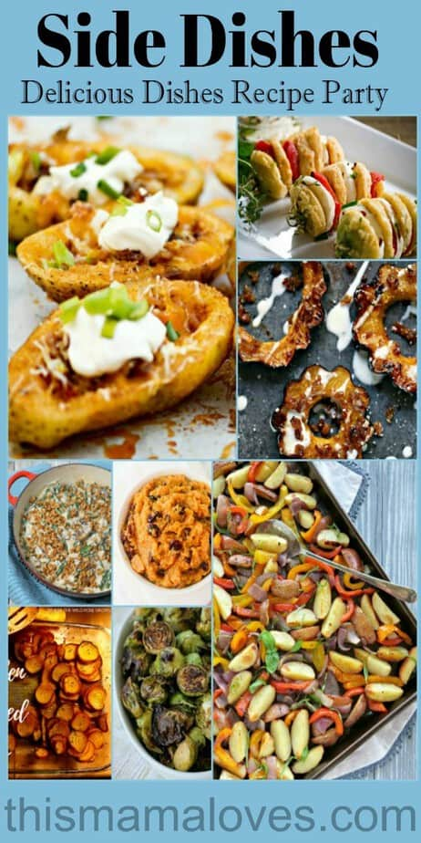 Side Dishes Delicious Dishes Recipe Party