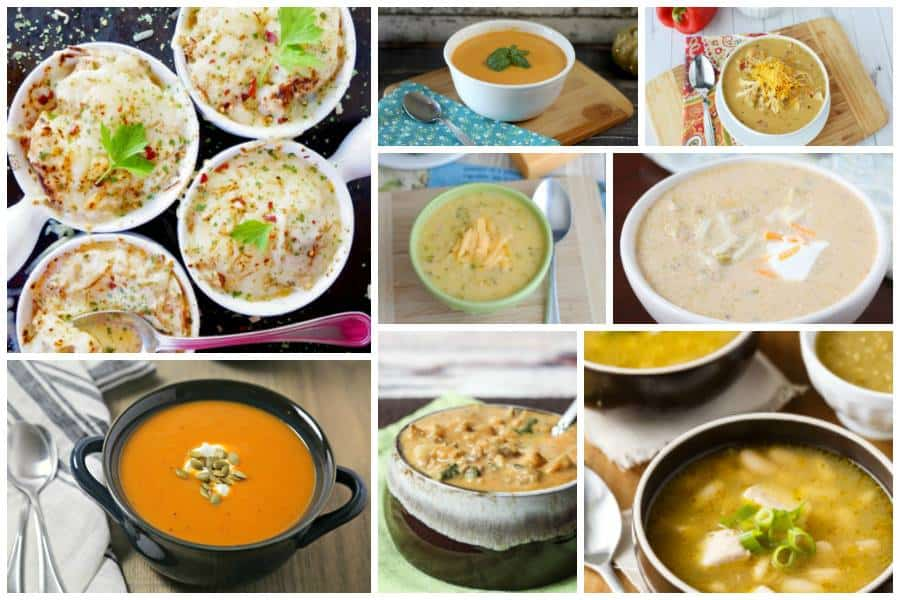 Soup Recipes to Warm your Belly from This Mama Loves