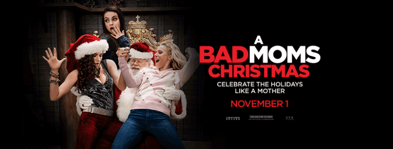 a bad moms christmas banner