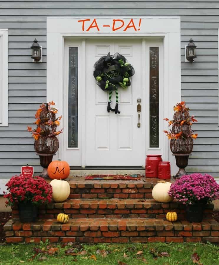 final door look for fall