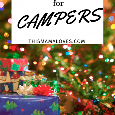 Holiday Gift Ideas For Camping Enthusiasts