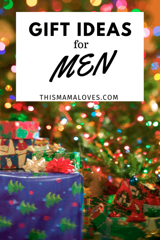 Holiday Gift Ideas For Men This Mama Loves