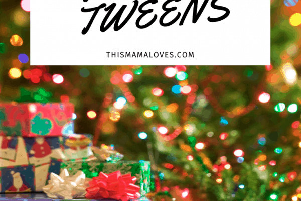 Gift Ideas for Teens and Tweens