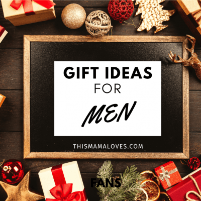 Gift Ideas for men from This Mama Loves