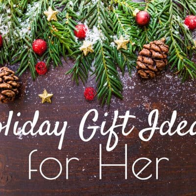Holiday Gift Ideas for Her from This Mama Loves