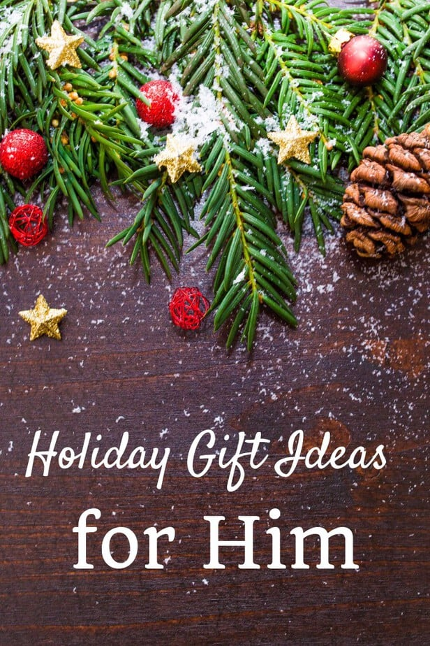 Holiday Gift Ideas for Him - Gift Ideas for Men-gift ideas for husband- gift ideas for dad