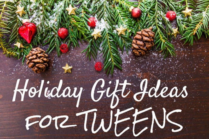 Holiday Gift Ideas for Tweens from This Mama Loves