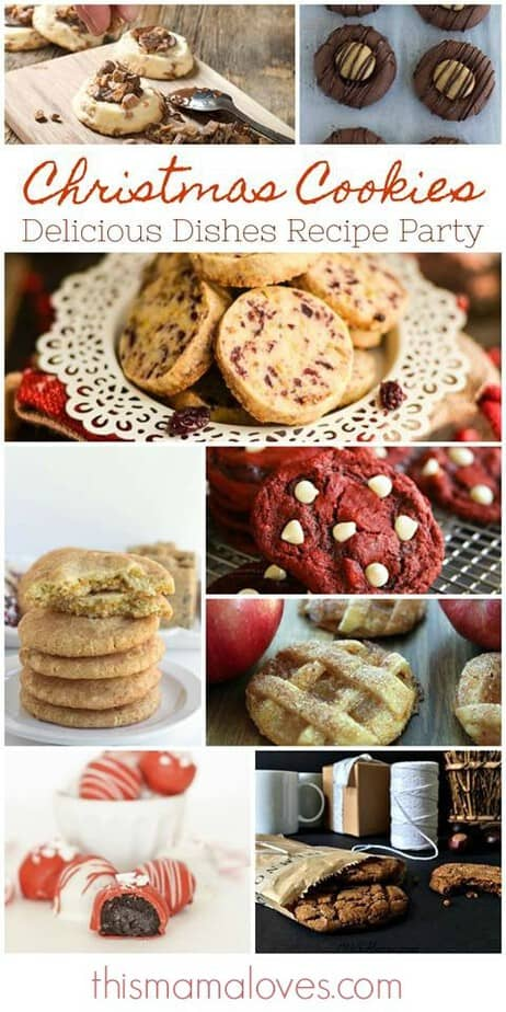 The Best Christmas Cookie Recipes from This Mama Loves
