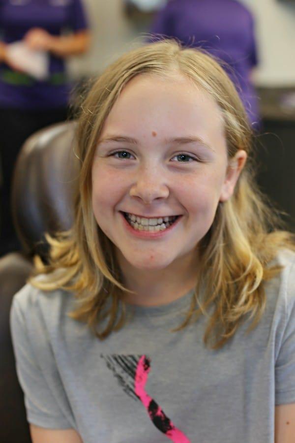 brand new invisalign teen smile