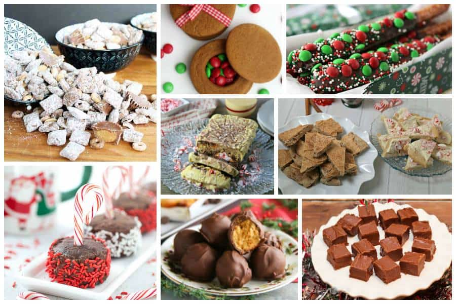 Easy Christmas Treats and Snacks Recipes Delicious Dishes Recipe Party This Mama Loves