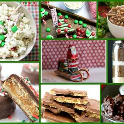 Home Baked Christmas Gifts Ideas: Delicious Dishes Recipe Party