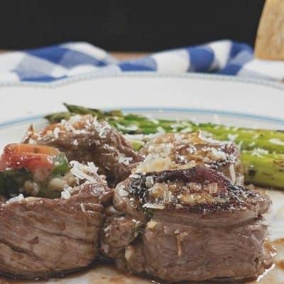 Melt in Your Mouth Stuffed Flank Steak Recipe