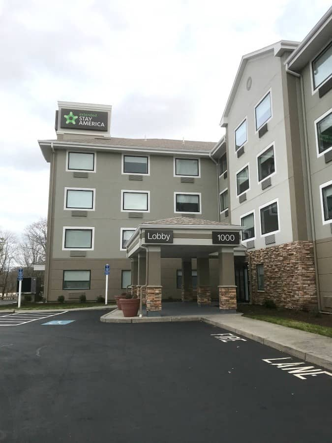 Extended Stay America Providence RI hotel