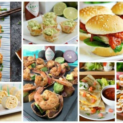 Favorite Game Day Party Food Recipes